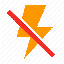 Camera flash, no camera flash, no flash, not allowed, prohibited icon -  Download on Iconfinder
