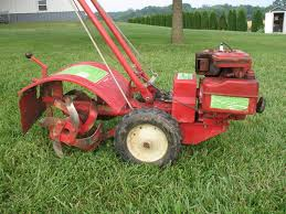 i know its a garden way tiller my main question is what if any significance is the hard rubber tires is that uncommon for the pony thanks for your help