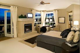 master bedroom ideas with fireplace. Unique Fireplace Bedroom Plain Master Ideas With Fireplace 9  Inside