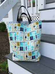 Quilted DIY Tote Bag | FaveCrafts.com & Quilted DIY Tote Bag Adamdwight.com