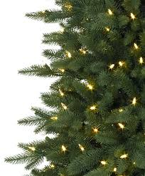 Gerson Company Deluxe Cashmere Pine Potted Prelit Christmas Tree 4 Christmas Trees