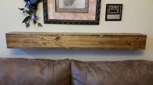 oak mantel floating mantel contemporary wood mantels