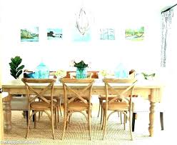 Beach House Dining Table Beach Kitchen Table And Chairs Kitchen