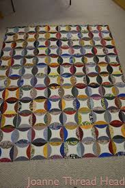 97 best Quilts made with the Accuquilt Go Cutter images on ... & robbing Peter to pay Paul quilt - using Go! cutter dies Adamdwight.com