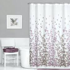 smart shower curtain smart design purple and white shower curtains gray curtain architecture options maytex smart smart shower curtain