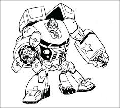 Coloring Page Transformers Bumblebee Coloring Page Transformers