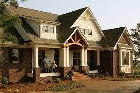 Craftsman House Plans   Sunset House PlansPine Ridge SL