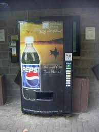 1980 Pepsi Vending Machine Inspiration Bats [Formerly] In Canada Eh 4848