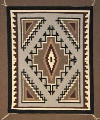 navajo rug two grey hils c006368 jpg