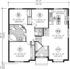3 bedroom house plans with garage and basement. plan w80019pm: attractive 3 bedroom split level house plans with garage and basement u