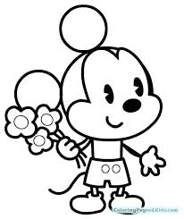 Disney Cuties Coloring Pages Cuties Coloring Pages Cute 7 Page Free