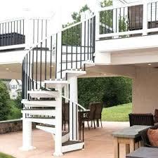 exterior spiral staircase calgary photos freezer and stair iyashix