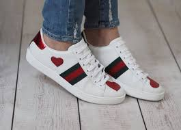 Gucci Ace Sneakers First Impressions Fit Sizing Emily