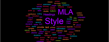 How To Format An Academic Paper In Mla Style