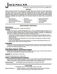Free Rn Resume Template Extraordinary Resume Templates Rn Togatherus