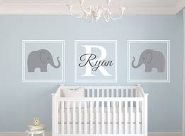 wall art for nursery ideas