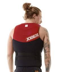 Jobe Vest Size Chart Sports Drc