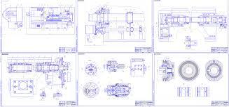 Курсовые и дипломные работы станки токарные металлорежущие  Дипломный проект Модернизация токарного станка с ЧПУ модели 16К20Ф3С32 с целью обеспечения возможности обработки поверхностей