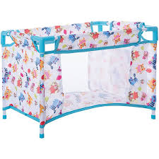 Mary Poppins Кроватка для кукол Фантазия цвет <b>голубой</b> ...