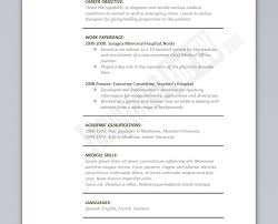 Resume Templates For Medical Assistant Students Save Unique Template ...