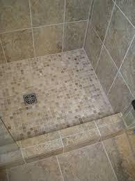 tiling shower floor tiling shower floors
