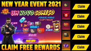 31 December Free Fire New Update | Free Fire Upcoming Event| FF New Event  Today