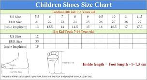 6 Yr Old Shoe Size Brand Method Year Average Coreyconner