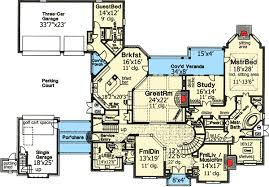 luxury dream homes floor plans