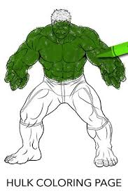 Saffi eriksdotter (protean hulk) 3. Avengers Hulk Coloring Page Disney Movies