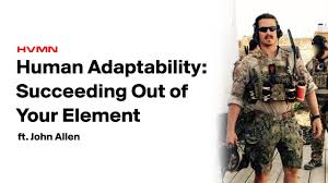 Human Adaptability: Being Out of Your Element, Veteran Issues ...