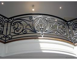 Wrought Iron Handrails Custom Railings And Handrails Custommadecom