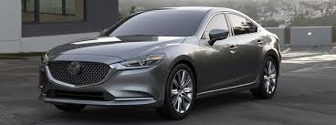 2019 Mazda6 Sedan Paint Color Options