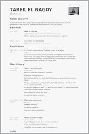 29 Logistics Manager Resume Templates Best Resume Templates
