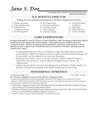 Hospital Resume Sample Best of Sample Healthcare Resume Resume Samples For Professionals Sample