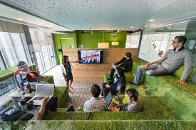 google home office. Comfortable Open Spaces At Google Office In Dublin (home-designing) Home O