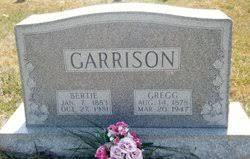 Bertie Harper Garrison (1883-1981) - Find A Grave Memorial