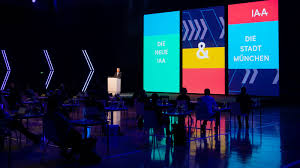 Messe münchen is restructuring its product marketing and sales and driving digitalization forward. Iaa Mobility Darauf Konnen Sich Messe Besucher Freuen Br24