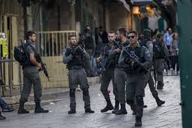 Jerusalem Police To Beef Up Security Ahead Of Passover The Times