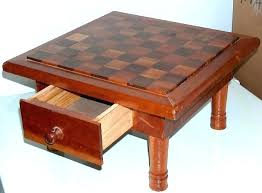 chess board table chess board table decor of coffee full furnishings make a tab solid wood chess board table