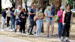 Restrictions will be in place from midnight on monday until friday. Covid South Australia Goes On High Alert After First Outbreak In Months Bbc News