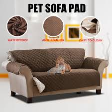 pet dog couch loveseat sofa cushion pad furniture antifouling protector cover waterproof