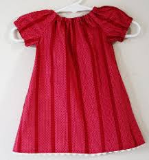 Peasant Dress Pattern Gorgeous Baby Peasant Dress AllFreeSewing