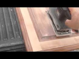 how not to refinish kitchen cabinet doors diy refinishing