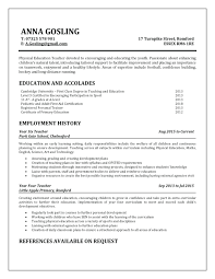 resume for teachers assistant resume sample a professional approach teaching image for