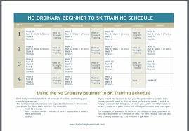 Running Training Calendar Template Excel With New Workout Calendar