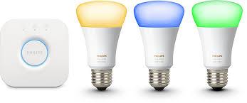 Philips Hue Wit En Kleur Ambiance Bridge En A60 Led Lamp 10w