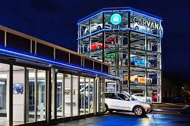 Car Vending Machine Frisco Interesting WHN Architects Carvana