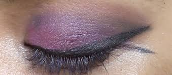pink and purple eye makeup tutorial step 11 add pink above the crease