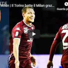 Torino - Milan 2-0 Guarda Gol e Highlights (Torino)