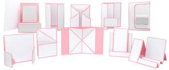 fold card fun fold card bases cutting collection wpc ai and svg cutting